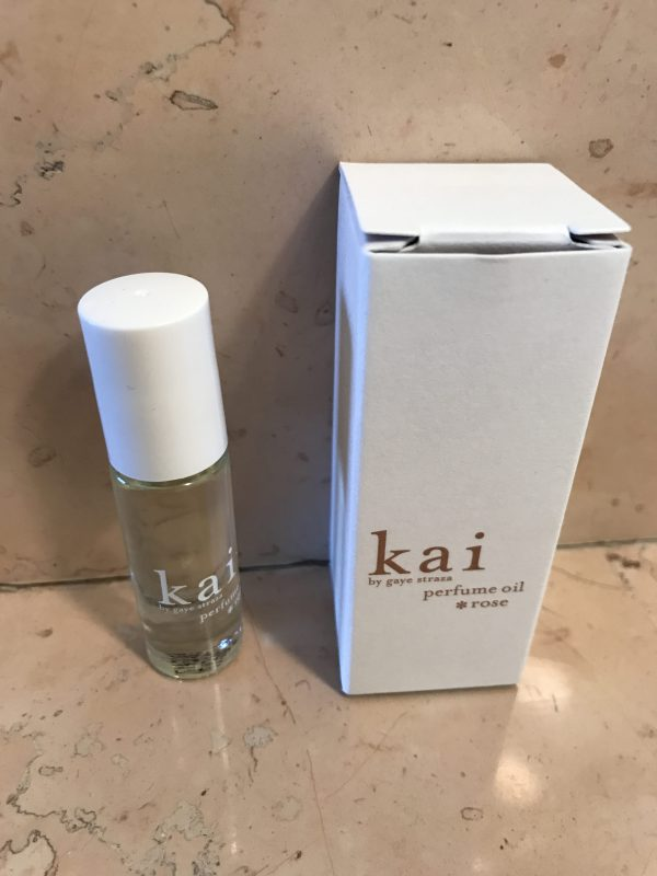 Kai Rose perfume oil by Kai