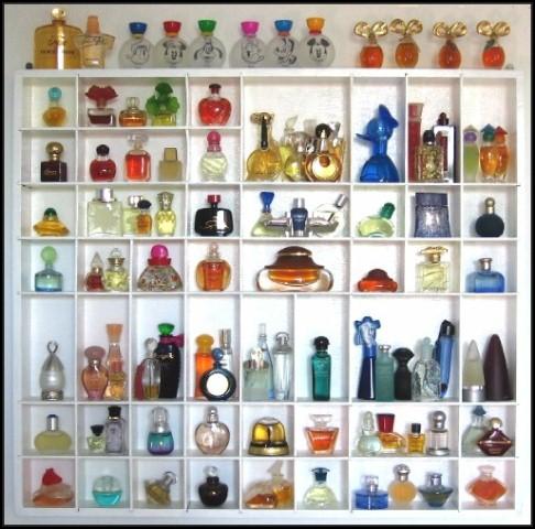 perfume bottle sizes
