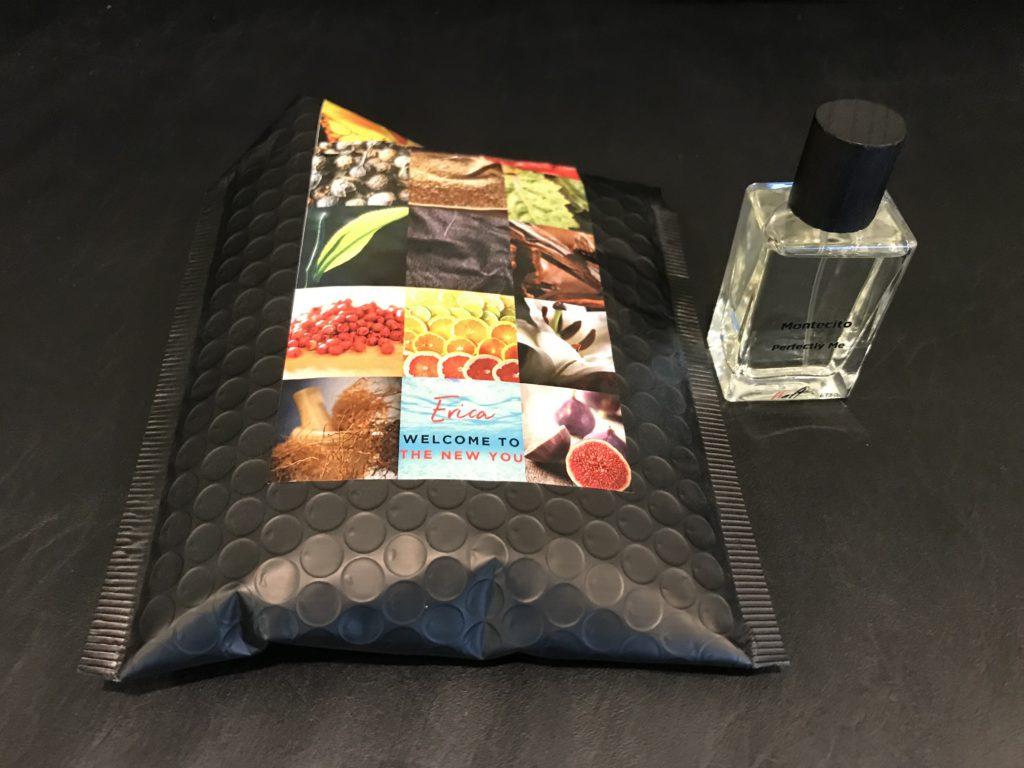WAFT Perfume bottle