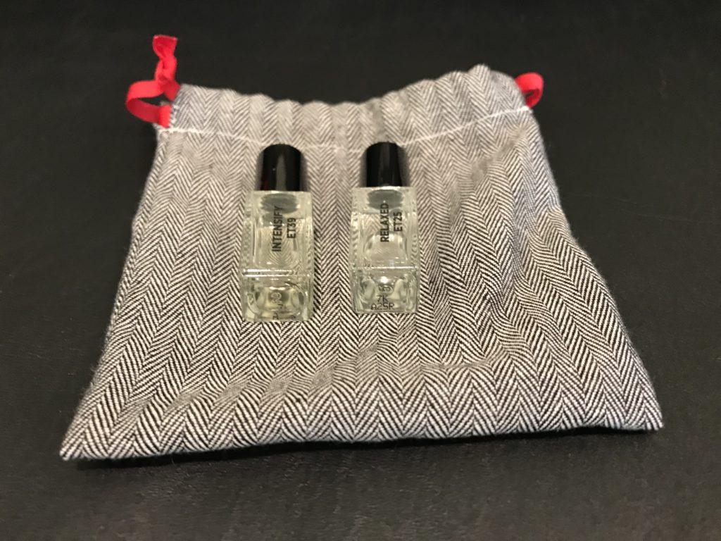 WAFT layering perfume