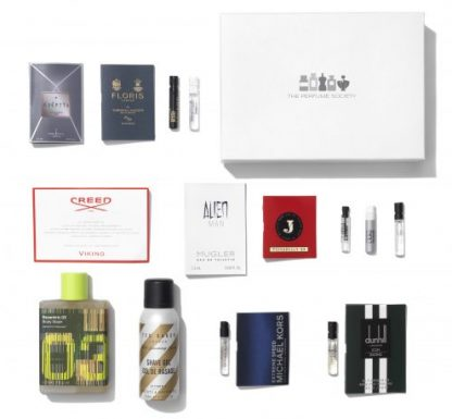 The New Man Scent Discovery Box