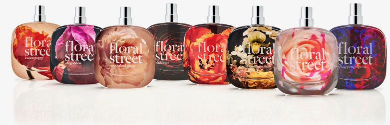 Floral Street perfumes